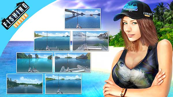 Fishing Season : River To Ocean 1.6.32 Apk + MOD (Money) Android