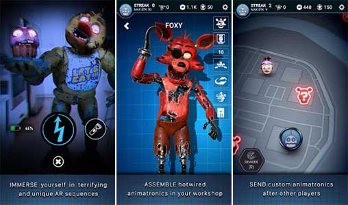 Five Nights at Freddy's AR Apk