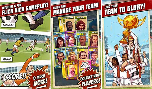Flick Kick Football Legends Apk