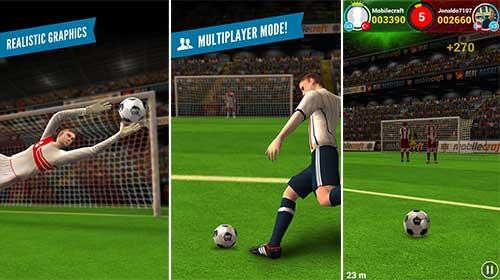 Flick Shoot US Multiplayer Apk