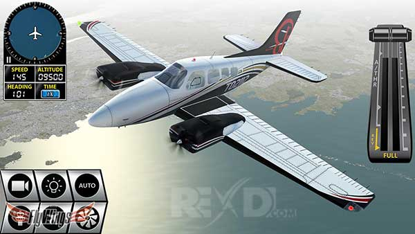 Flight Simulator 2016 HD Apk