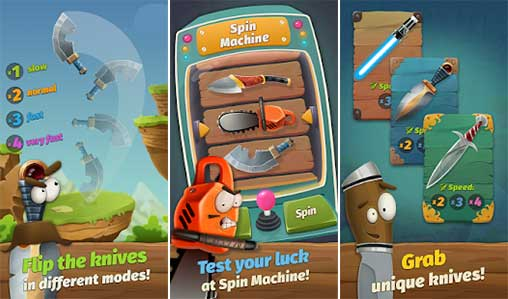 Flip the Knife PvP Challenge Apk