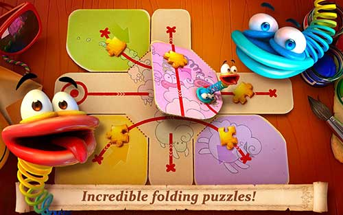Fold the World Apk