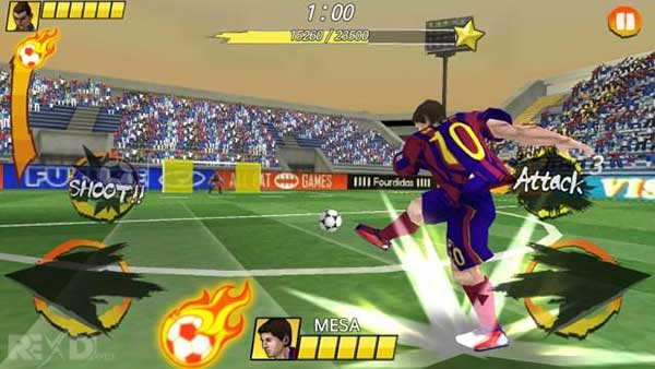 Football King Rush Apk
