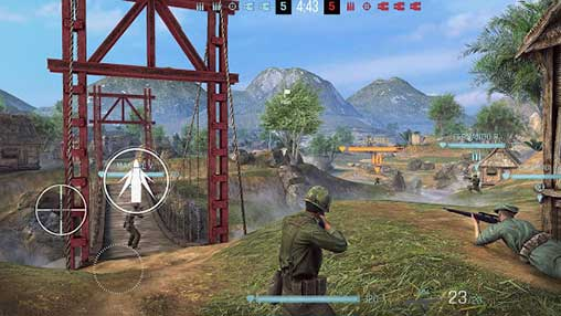Forces of Freedom (Early Access) Mobile