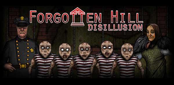 Forgotten Hill Disillusion Mod