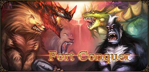 Fort Conquer Cover