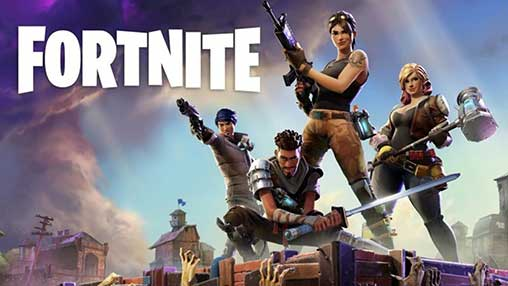 Fortnite Battle Royale 10 20 0 Apk + MOD (Unlocked) + Data