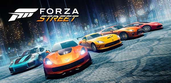 Forza Street Mod