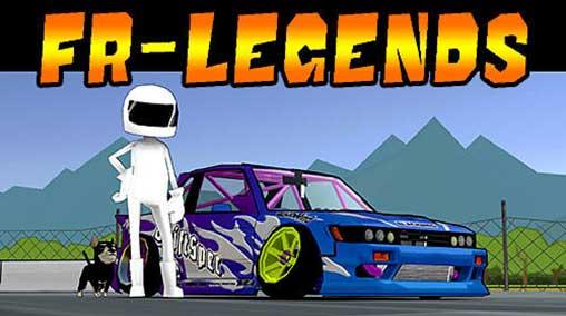 FR Legends Cover