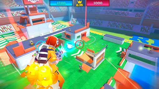 FRAG Pro Shooter Unlimited Money for Android Apk Mod Revdl