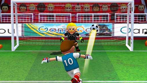 Free Kick Football Strike Full for Latest Apk Mod Android