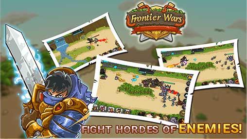 Frontier Wars Apk
