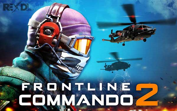 FRONTLINE COMMANDO 2 3 0 3 Apk + Mod for Android