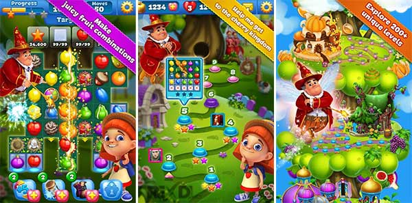 Fruit Land Apk