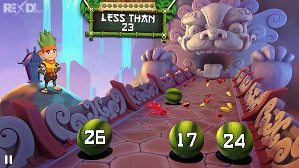 Fruit Ninja Math Master Apk