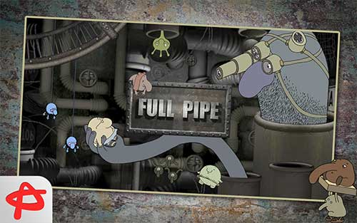 Full Pipe Adventure
