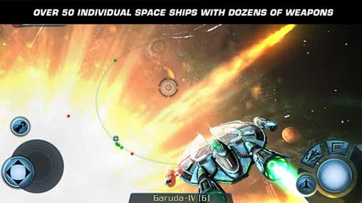 Galaxy on Fire 2 HD Apk