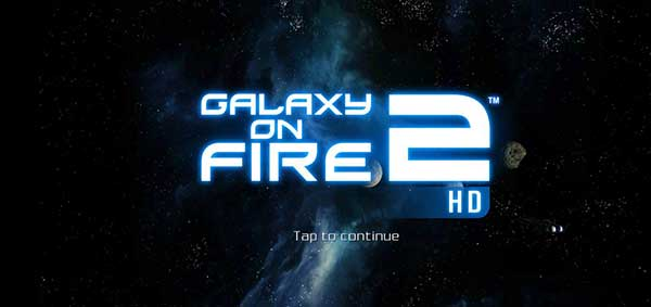 Galaxy on Fire 2 HD Mod