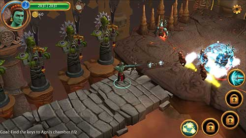 Gamaya Legends Apk