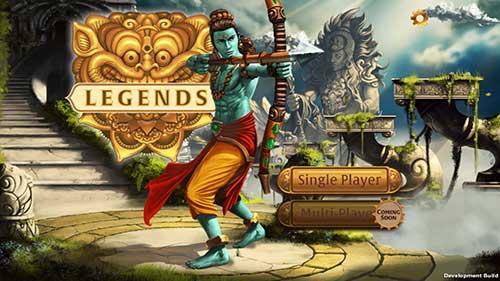 Gamaya Legends Mod
