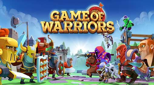 Game of Warriors 1 1 44 Apk + MOD (Unlimited Money) for Android