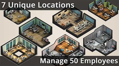 Game Studio Tycoon 3 Apk