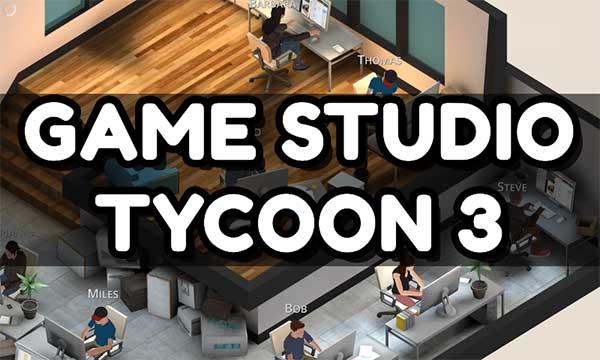 game studio tycoon 3 apk mod 1.4.1