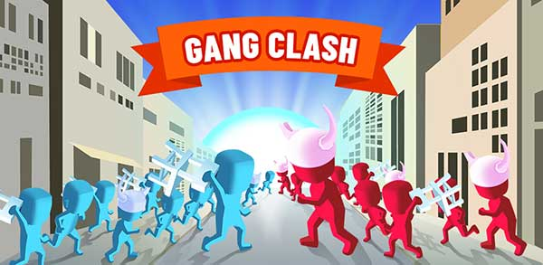 Gang Clash Cover