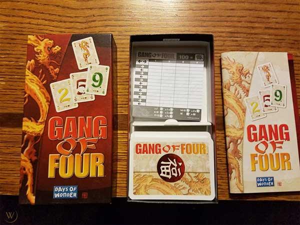 Gang of Four Mod