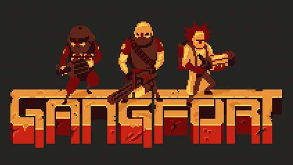 GANGFORT Action Games