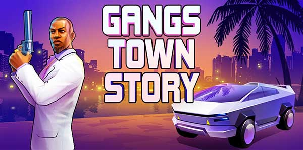 Gangs Town Story Cover