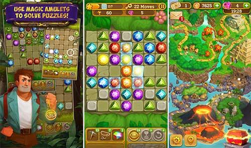 Gemcrafter Puzzle Journey Apk