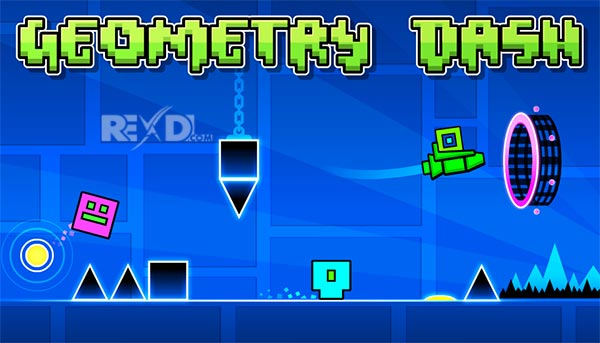 Geometry Dash 2 111 Apk Mod All Unlocked Full Version