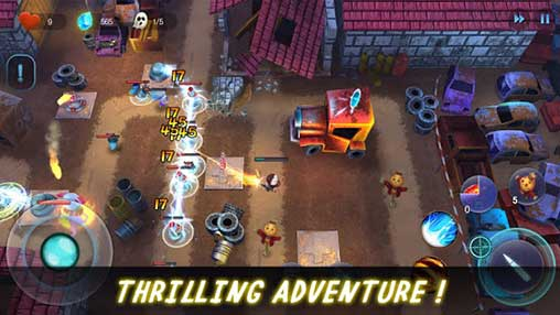 Ghost Town Defense Apk
