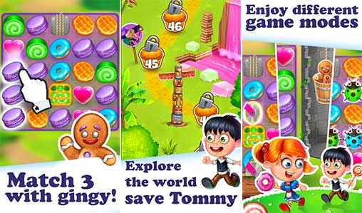 Gingerbread Story Deluxe Apk
