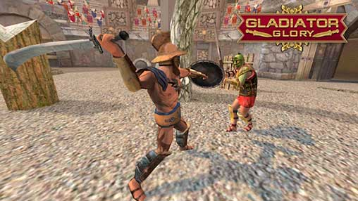 Gladiator Glory Apk