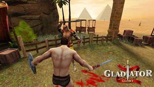 Gladiator Glory Egypt Apk