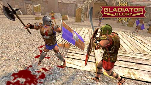 blood and glory mod apk 2015