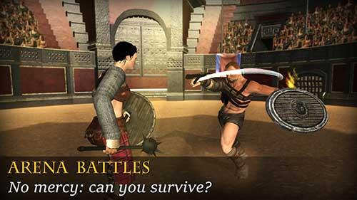 Gladiators Immortal Glory Apk