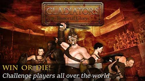Gladiators Immortal Glory
