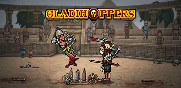 Gladihoppers Mod