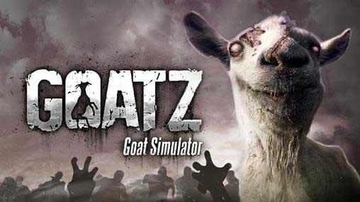 Goat Simulator GoatZ Mod