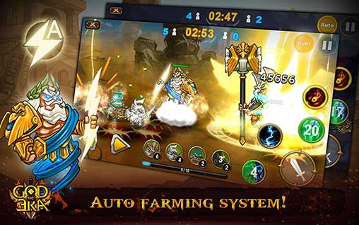 God of Era: Epic Heroes War (GoE) Apk