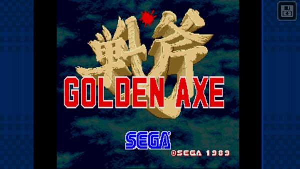 Golden Axe Classics Mod