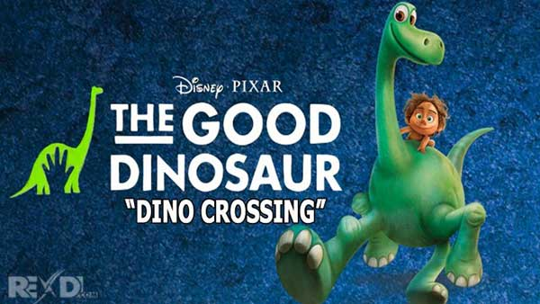 Good Dinosaur Dino Crossing