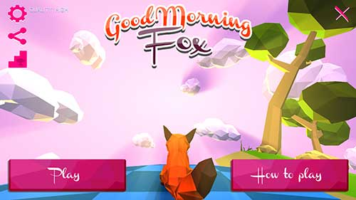 Good Morning Fox runner game