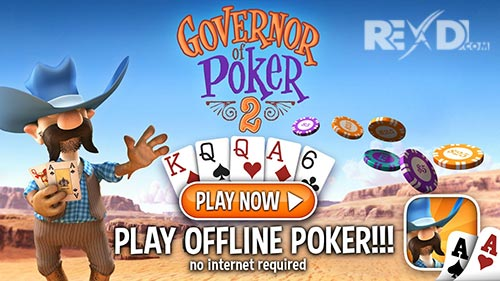Governor of Poker 2 Premium APK + Mod