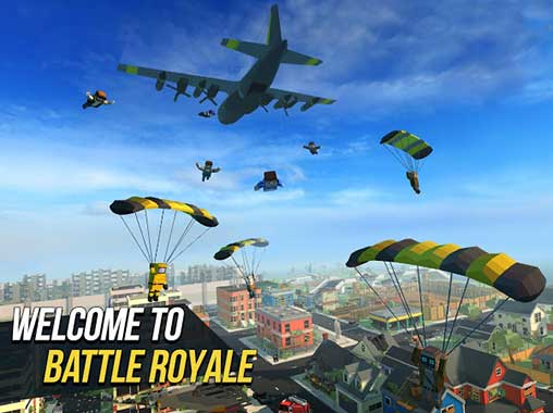 Grand Battle Royale: Pixel War Apk