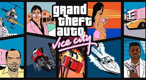 Grand Theft Auto: Vice City 1 09 Apk MOD (Money/Ammo) + Data